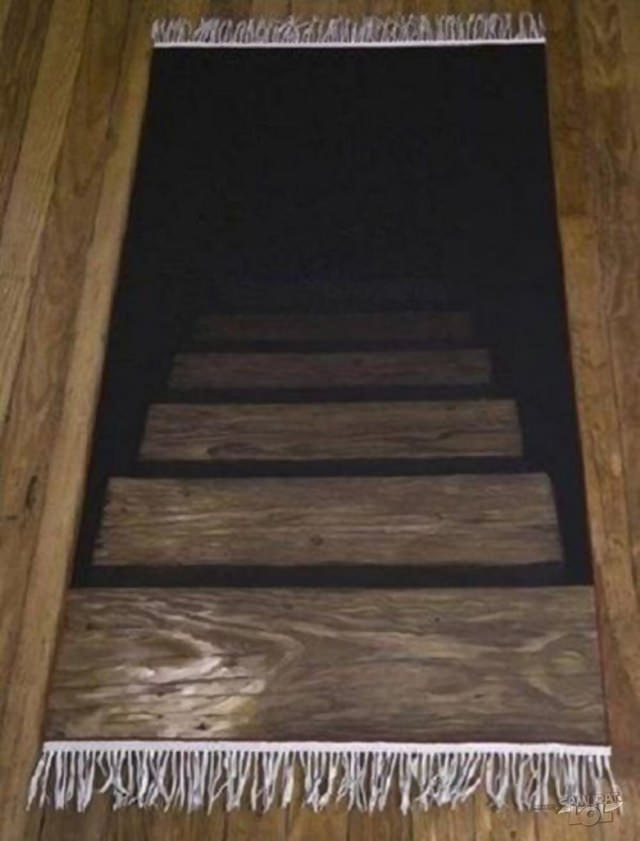 Irti Funny Picture 1589 Tags Awesome Rug Stairs