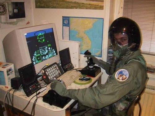 Irti Funny Picture 968 Tags Flight Suit Pc Sim Joystick