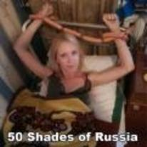 Radnom funny picture tags: 50-shades-of-russia girl tied-up sausages hands