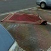 Radnom funny picture tags: Aladdin parking rug flying-carpet terrible-parking