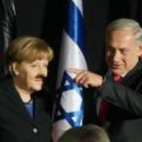 Radnom funny picture tags: Angela-Merkel unlucky hitler shadow germany