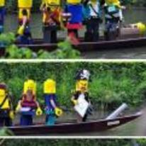 Radnom funny picture tags: IRL lego pirates cosplay boat