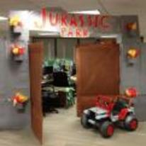 Radnom funny picture tags: Jurassic-Park halloween office car gates