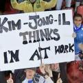 Radnom funny picture tags: Korea Brazil Kim jong work