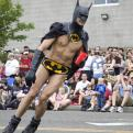 Radnom funny picture tags: Rollerblade batman haters gonna hate