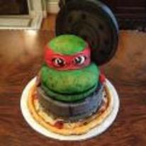 Radnom funny picture tags: awesome turtles pizza cake TMNT