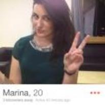 Radnom funny picture tags: awful-tinder-profiles wee-on-me marina dry-spell tinder