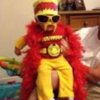 Currently trending funny picture tags: baby-hulk costume hulk-hogan hulkamania WWE