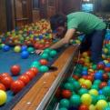Currently trending funny picture tags: ball pitt pool table pub