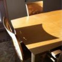 Radnom funny picture tags: batman chair shadow accidental-batman table
