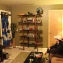 Radnom funny picture tags: batman hanging-upside-down door living-room random