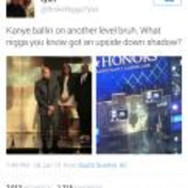 Radnom funny picture tags: black-twitter kanye-west upside-down-shadow baller shadow