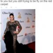 Radnom funny picture tags: black-twitter red-carpet venom venom-symbiote trying-to-be-fly