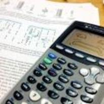Radnom funny picture tags: calculator scared sums math maths