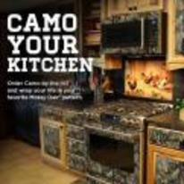 Radnom funny picture tags: camo-your-kitchen camouflage kitchen where-is-the-oven-tho camo