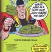 Radnom funny picture tags: comic recipe thor avengers cabbage-rolls