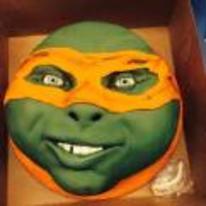 Radnom funny picture tags: creepy turtles head cake michelangelo