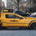 Radnom funny picture tags: delorean taxi cab back-to-the-future NYC