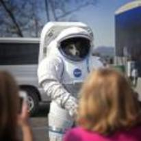 Radnom funny picture tags: dog astronaut nasa space spaceman