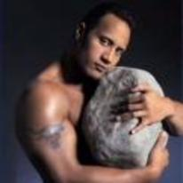 Currently trending funny picture tags: dwayne-johnson the-rock holding-a-rock boulder Dwayne