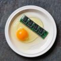Radnom funny picture tags: egg ram breakfast YOSPOS weird