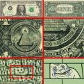 Radnom funny picture tags: forever-alone dollar bill hidden pyramid