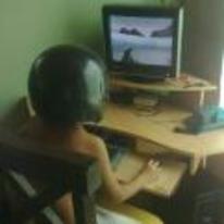 Radnom funny picture tags: gaming online safe helmet YOSPOS