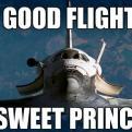 Radnom funny picture tags: goodflightsweetprinc nasa space earth lastflight