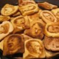 Radnom funny picture tags: hitler toast hitler-toast bread pile-of-hitler-toast