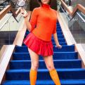 Radnom funny picture tags: hot Velma scooby-doo jinkies cosplay