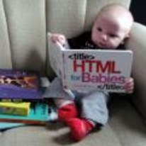 Radnom funny picture tags: html book for babies baby