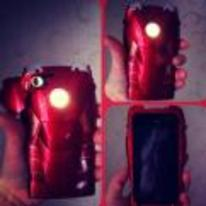 Radnom funny picture tags: iron-man avengers phone case cover