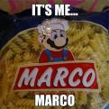 Radnom funny picture tags: its-me-marco fake mario pasta its-me-mario