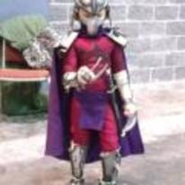 Radnom funny picture tags: kid cosplay shredder turtles quality