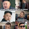 Radnom funny picture tags: kim-jong-un snickers nuke north-korea advert
