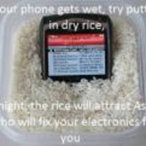 Radnom funny picture tags: life-hacks phone rice asians fix