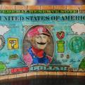 Radnom funny picture tags: mario money dollar american graffiti
