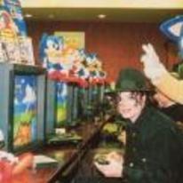 Radnom funny picture tags: michael-jackson playing sonic sega 90s