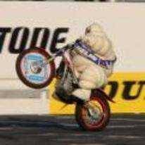 Currently trending funny picture tags: michelin-man wheely motorbike tyre man