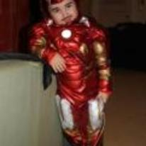 Currently trending funny picture tags: mini iron-man tony-stark kid costume