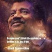 Radnom funny picture tags: neil-degrasse-tyson black-science-man space people-dont-think universe