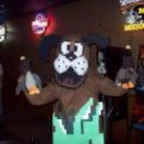 Radnom funny picture tags: nintendo duck-hunt-dog cosplay costume smash-brothers