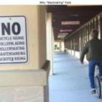 Radnom funny picture tags: no-cycling-sign no-anything unicycle troll YOSPOS