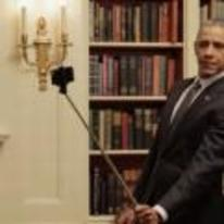 Radnom funny picture tags: obama selfie selfie-stick camera america