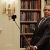 Radnom funny picture tags: obama selfie selfie-stick camera america