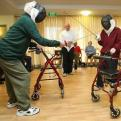 Currently trending funny picture tags: old people fencing zimmer frame