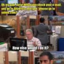 Radnom funny picture tags: parks-and-recreation tom jerry altavista dont-deserve-internet