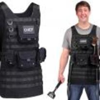 Radnom funny picture tags: police chef flak-jacket bullet-proof-vest want