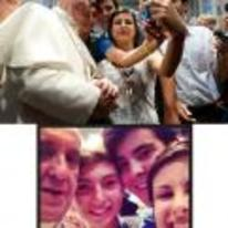 Radnom funny picture tags: pope selfie rare hard-mode picture
