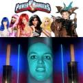 Radnom funny picture tags: powerrangers britney rihanna Minaj perry